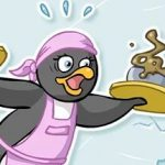 Игра Кафе пингвина
