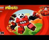 Игра Лего миксели