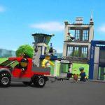 Игра Лего полицейский участок