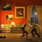 Игра Приключения тинтина тайна единорога