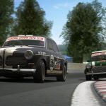 Игра Старые гонки