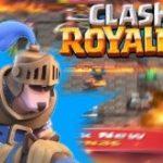 Игра  Clash royale арена
