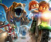Игра Лего парк юрского периода