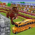 Игра Парк динозавров
