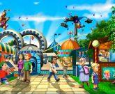 Игра Парк развлечений