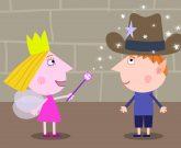 Игра Принцесса Холли и эльф Бен