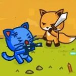 Игра Strike force kitty 2