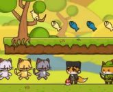 Игра Strike force kitty stand