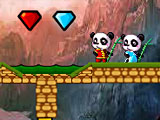 Игра Китайские панды