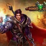 Игра  Легенда о героях