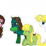 Игра  Pony creator v3