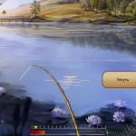 Игра Рыбное место большой улов