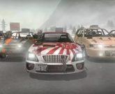 Игра Slick гонки на выживание 3d