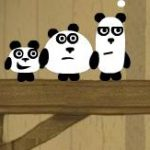 Игра Три панды 3