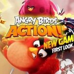Игра Angry birds action