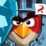 Игра  Angry birds action на андроид