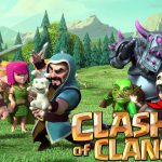 Игра Clash of Clans 2016