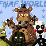 Игра Фнаф ворлд 2 новая версия игры