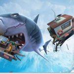 Игра Hungry shark на андроид