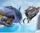 Игра Hungry shark на андроид