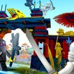 Игра  Лего Ниндзя Го Мастера Кружитцу