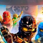 Игра Лего Ниндзя Го на русском языке
