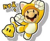 Игра Марио кот 3d
