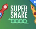 Игра Супер снейк ио