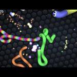 Игра  Супер змейка ио