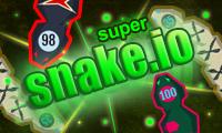 Игра Supersnake.io