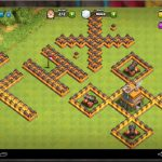 Игра Clash of Clans 3