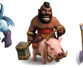 Игра Clash of Clans кланы