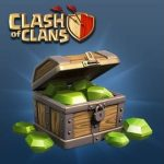 Игра Clash of Clans кристаллы