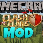 Игра Clash of Clans мод