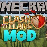 Игра Clash of Clans мод