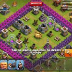 Игра Clash of Clans Windows