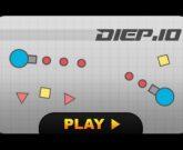 Игра Diep.io тактика пушки