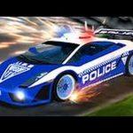 Игра Полицейские гонки