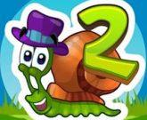 Игра  Snail bob 2
