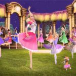 Игра Барби 10: танцуют все