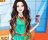 Игра Барби 7: стильная студентка
