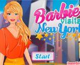 Игра Барби едет в Нью-Йорк