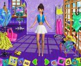 Игра Барби: известный  модельер