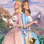 Игра Барби: принцесса и нищая