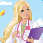 Игра Барби стала доктором