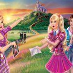 Игра Барби в академии принцесс