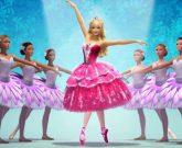 Игра Барби в классе балета