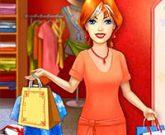 Игра Барби в магазине