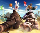 Игра  Бешеные кролики Вторжение