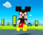 Игра Disney Crossy Road